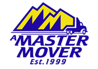 Logo, A MASTER MOVER LLC. - Moving Company